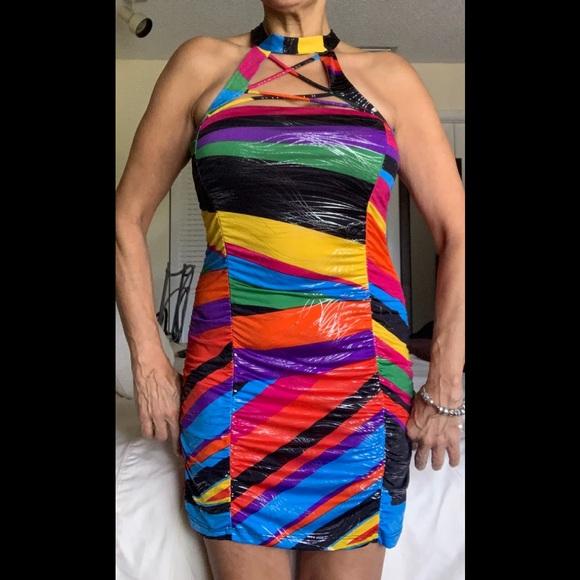 Eien Dresses & Skirts - Multi colored dress